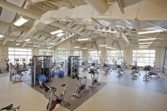 Chabot College PE Complex